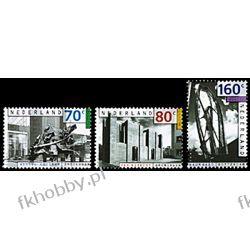 Holandia 1993 Mi 1481-83 ** Europa Cept Sztuka  Pozostałe