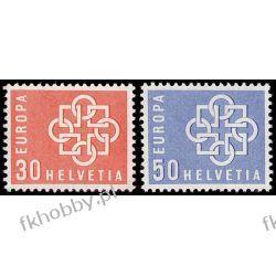 Szwajcaria 1959 Mi 679-80 ** Europa Cept Pozostałe