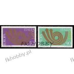 Italia 1973 Mi 1409-10 ** Europa Cept  Flora
