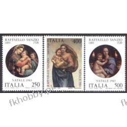 Italia 1983 M 1861-63 ** Boże Narodzenie Raffaello  Marynistyka