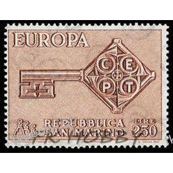 San Marino 1968 Mi 913 ** Europa Cept  Pozostałe