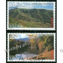 Armenia 1999 Mi 353-54 ** Europa Cept Natura  Pozostałe