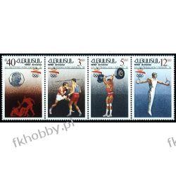Armenia 1992 Mi 199-02 ** Olimpiada Barcelona