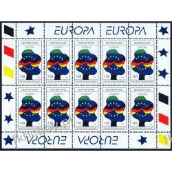 Niemcy NRF 1998 ark 1985 ** Europa Cept Pozostałe