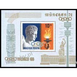 Węgry 1969 BL 69 ** Olimpiada Meksyk Sport