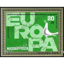 Węgry 1977 Mi 3221 ** Europa Cept Gołąb Ptak