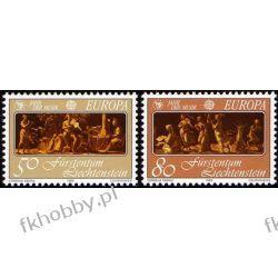 Liechtenstein 1985 Mi 866-67 ** Europa Cept Muzyka  Pozostałe