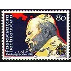 Liechtenstein 1983 Mi 830 ** Jan Paweł II Papież  Pozostałe