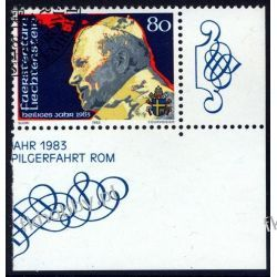 Liechtenstein 1983 Mi 830 # Jan Paweł II Papież  San Marino