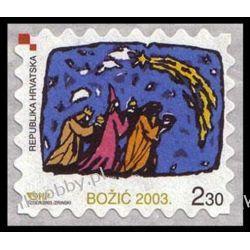Chorwacja 2003 Mi 665 ** Boże Narodzenie Marynistyka