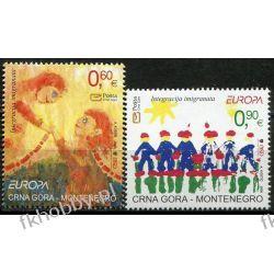 Czarnogóra 2006 Mi 125-26 ** Europa Cept Dzieci