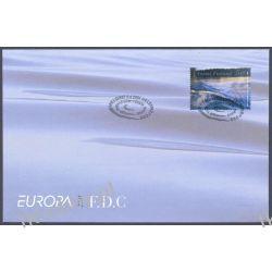 Finlandia 2001 FDC 1566 ** Europa Cept Natura Całości i całostki