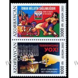 Azerbejdżan 2003 Mi 543-44 Dl ** Cept Sport Boks  Pozostałe