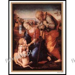Dominika 1982 Mi BL 80 ** Boże Narodzenie Jezus Pozostałe