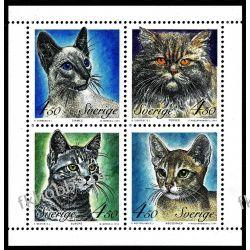 Szwecja 1994 HB 217 ** Naszarkowski Kot Koty