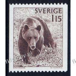 Szwecja 1978 Mi 1021 ** Słania Niedżwiedż
