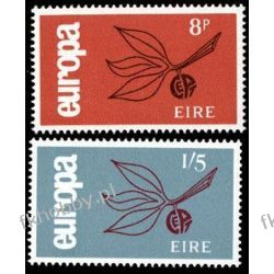 Irlandia 1965 Mi 176-77 ** Europa Cept Owoce  Malarstwo