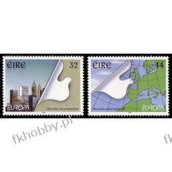 Irlandia 1995 Mi 890-91 ** Europa Cept Gołąb Pozostałe