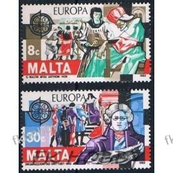 Malta 1982 Mi 661-62 ** Europa Cept San Marino
