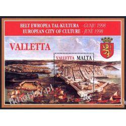 Malta 1998 Mi BL 16 ** Europa Cept Statek Okręt