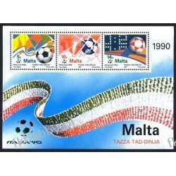 Malta 1990 Mi BL 11 ** Piłka Nożna Sport Polonica