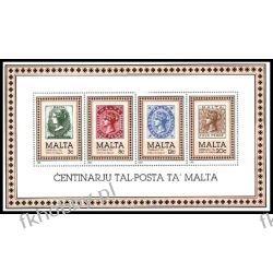 Malta 1995 Mi BL 8 ** Dzień Znaczka  Druk wklęsły