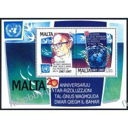 Malta 1987 Mi BL 10 ** ONZ Ptaki