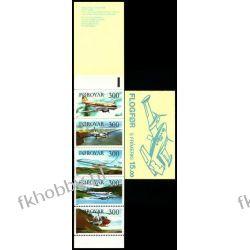 Wyspy Owcze 1985 MH 3 ** Samolot Lotnictwo
