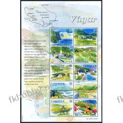 Wyspy Owcze 2005 ark 513-22 ** Morze Wyspa