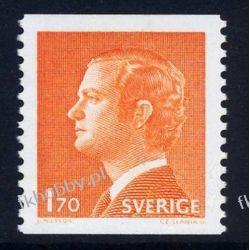 Szwecja 1978 Mi 1012 ** Czesław Słania Król Karol