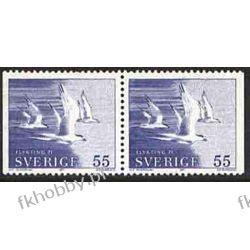 Szwecja 1971 Mi 705 D ** Ptaki Czesław Słania Ptaki