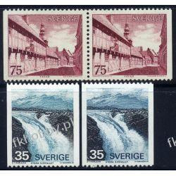 Szwecja 1974 Mi 844-45 CD ** Czesław Słania Pozostałe
