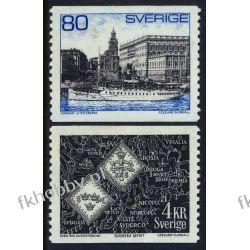 Szwecja 1971 Mi 700-01 ** Czesław Słania Statek Pozostałe