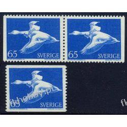 Szwecja 1971 Mi 733 AD ** Czesław Słania Ptaki