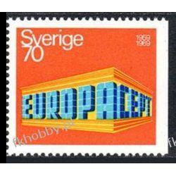 Szwecja 1969 Mi 634 Dr ** Europa Cept San Marino