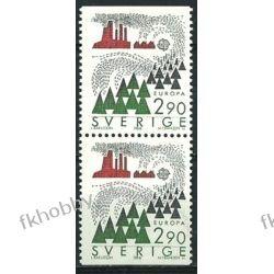 Szwecja 1986 Mi 1398 zd ** Europa Cept Pozostałe
