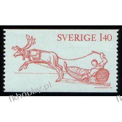 Szwecja 1972 Mi 760 ** Renifer Sport