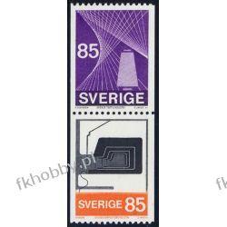 Szwecja 1974 Mi 864-65 ** Polonica