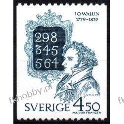 Szwecja 1979 Mi 1074 ** Olof Wallin Pozostałe