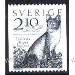 Szwecja 1983 Mi 1246 ** Zwierzęta Lis Pozostałe