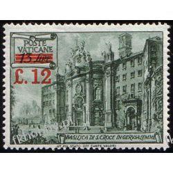 Watykan 1952 Mi 187 ** Bazylika