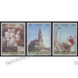 Watykan 1967 Mi 528-30 ** Paweł VI Papież Fatima Flora