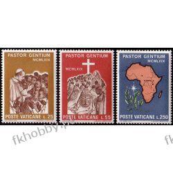 Watykan 1969 Mi 550-52 ** Paweł VI Papież Pozostałe
