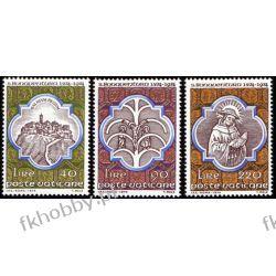 Watykan 1974 Mi 643-45 ** Święty Bonawentura