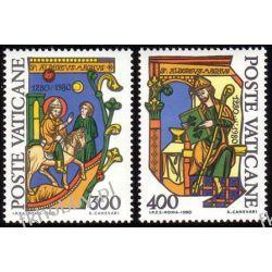 Watykan 1980 M 777-78 ** Święty Albertus Magnus Pozostałe
