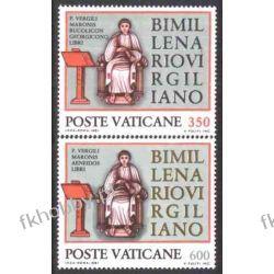 Watykan 1981 Mi 783-84 ** Wergiliusz Maro Druk wklęsły