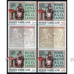 Watykan 1981 Mi 783-84 x2zf ** Wergiliusz Maro Pozostałe