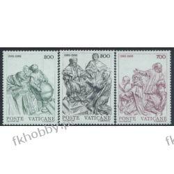 Watykan 1982 Mi 811-13 ** Papież Grzegorz XIII Pozostałe