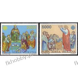 Watykan 1983 Mi 842-43 ** Raffaello Święty Paweł Pozostałe