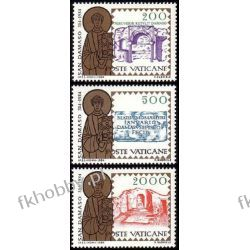Watykan 1984 Mi 864-66 ** Papież Damazy I Pozostałe